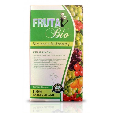 Fruta Bio Weight loss Capsule