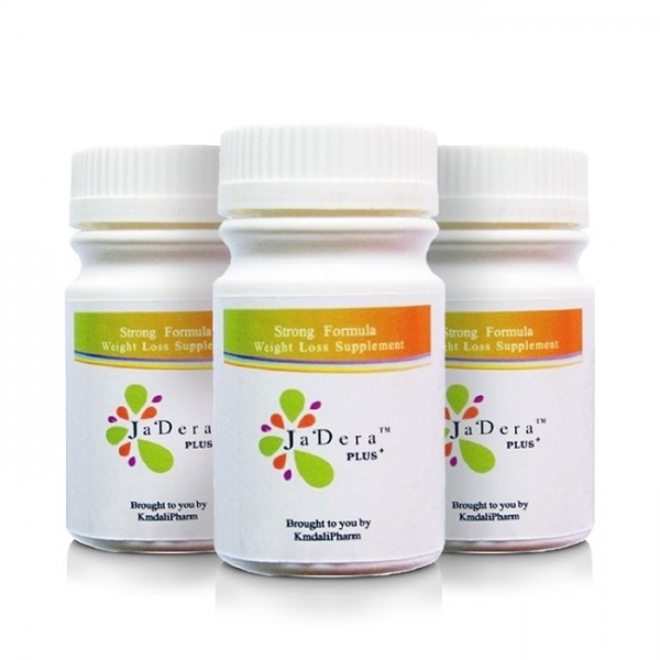 Jadera Plus Strong Formula Weight Loss Capsule